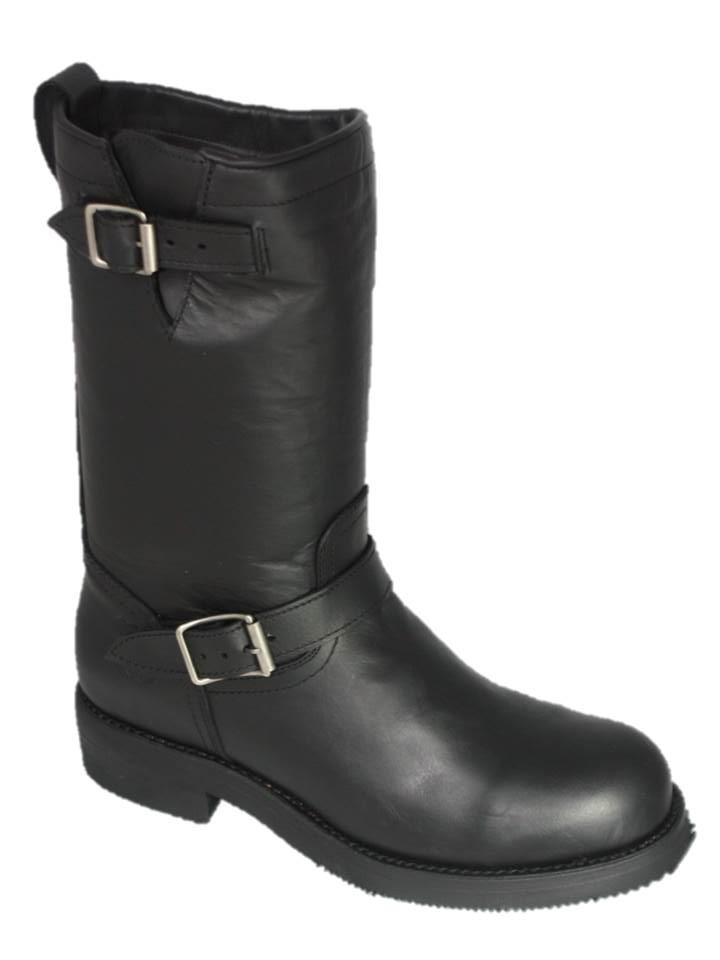 boots & santiags go west   bottes TERMINATOR WINTER NOIR